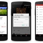 Мобильный YouTube уходит в оффлайн