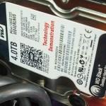 WD разработала самый быстрый в мире 4-Тбайт гибридный накопитель