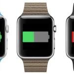 Аккумулятора Apple Watch хватит на 19 часов смешанного использования