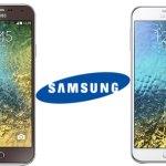 CES 2015: Анонсированы металлические смартфоны Samsung Galaxy E5 и Galaxy E7