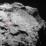 Местоположение зонда Philae на комете Чурюмова-Герасименко остаётся загадкой