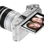 Samsung вскоре выпустит беззеркальный фотоаппарат NX500 на базе Tizen