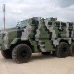 KrAZ-Feona и KrAZ-Hurricane – новый броневик и вездеход от «АвтоКрАЗ»
