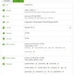 Бенчмарк рассказал о характеристиках смартфонов HTC One (M9) и One (M9) Plus