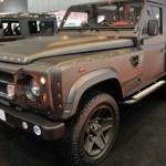 Шестиколесный Land Rover Defender: для тюменских нефтяников и арабских шейхов