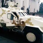 Поставки бронемашин «Дозор-Б» начнутся уже в марте