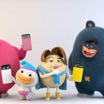 LG представляет «эмоциональный» смартфон AKA