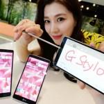 LG G Stylo – новый смартфон со стилусом и поддержкой карт памяти до 2 ТБ