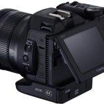 Canon представила революционную камеру XC10 для съёмки фото и видео в разрешении 4K