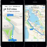 Apple «положила глаз» на Nokia HERE Maps