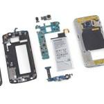 Samsung Galaxy S6 Edge практически не ремонтопригоден