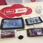 life:) первым официально запустил 3G-связь