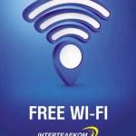 Бесплатный доступ к Wi-Fi зонам в течение всего мая