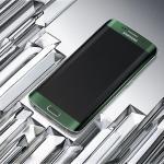 Samsung представляет флагманы в новых цветах: Galaxy S6 цвета «Голубой топаз» и «изумрудно-зеленый» Galaxy S6 edge