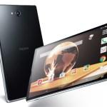 Aquos Pad SH-05G – мощный 7-дюймовый планшет Sharp со слабым аккумулятором