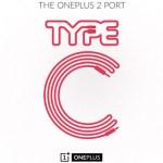 Смартфон OnePlus 2 первым в мире получит порт Type C USB