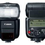 Canon представляет вспышку SPEEDLITE 430EX III-RT