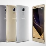 Флагманский Huawei Honor 7 появится в продаже на территории Европы