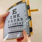Технология E Ink: эволюция электронного чтения