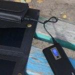 Sigma mobile Oyama: «солнечная» зарядка и внешний аккумулятор на 10000 мАч