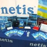 Бренд Netis заявил о себе на Intel-Техно Украина 2015-2016