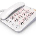 Проводной телефон teXet TX-262