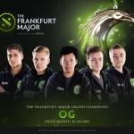 В Германии прошел турнир Frankfurt Major 2015