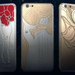Французские ювелиры выпустили золотой iPhone для женщин