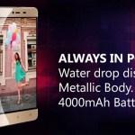Анонсирован смартфон Gionee Marathon M5 mini с аккумулятором на 4000 мАч