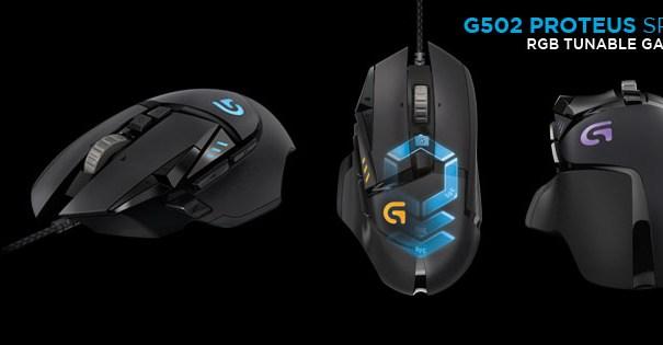 G502 RGB