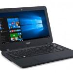 Acer TravelMate B117 – недорогой ноутбук для студентов и школьников