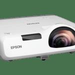 Epson представила новые проектора для образования и бизнеса