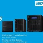 Новая серия накопителей WD Pro облегчит процесс создания контента