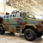 «КрАЗ» сохраняет устойчивый темп производства, в том числе боевых машин