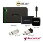 Transcend представляет линейку продуктов с USB Type-C
