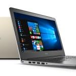 Новое поколение ноутбуков Vostro компании Dell повышает продуктивность малого бизнеса