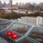 IQ Business Center открыл вертодром – ФОТО и ВИДЕО