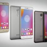 Lenovo представляет мультимедийные смартфоны серии K6
