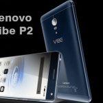 Lenovo представляет 5,5-дюймовый смартфон Lenovo P2