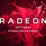 AMD представляет Radeon Software Crimson ReLive Edition
