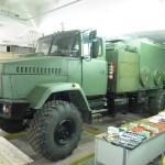 Новая командно-штабная машина от КрАЗ