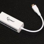 Gembird NIC-mU2-01: простое подключение к Интернету через micro-USB – порт