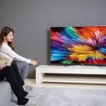 LG анонсировала новые телевизоры SUPER UHD 2017 года