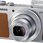 Canon представляет ультратонкую и  стильную цифровую фотокамеру PowerShot G9 X Mark II