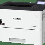 Canon представляет новый компактный принтер i-SENSYS для быстрой черно-белой печати