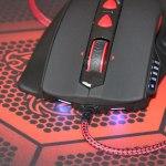 Patriot Viper V560 – проводная игровая мышка с регулировкой веса и подстройкой эргономики