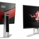 Монитор AOC AGON с экраном 4K IPS и технологией NVIDIA G-SYNC