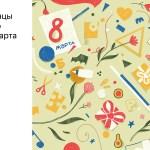 Что украинцы ищут к 8 Марта — Яндекс