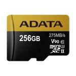 ADATA представляет серию карт памяти Premier ONE UHS-II U3 microSD/SD и UHS-I microSD