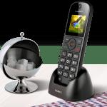 teXet TM-B320 — новый стильный бабушкофон